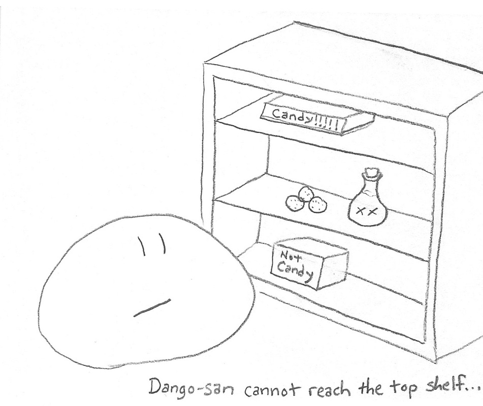 Dango cannot reach